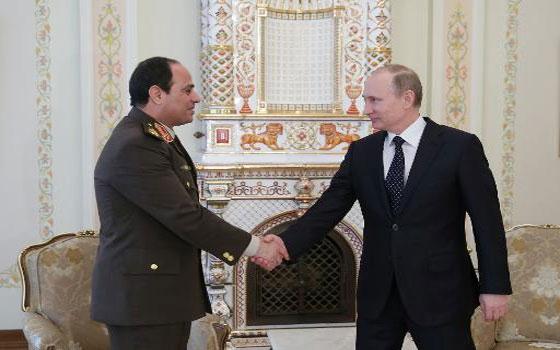 Powrót do starych sprzymierzeńców ? Generał  Abdel Fattah al-Sisi w Moskwie