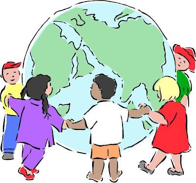 Children's Day PowerPoint Background 4