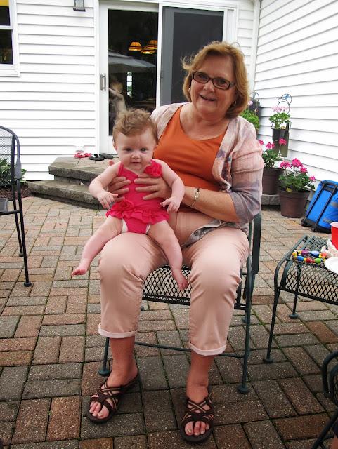 Stella & Grandma Bev