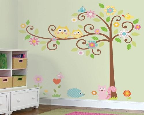 D coration murale chambre b b b b et d coration - Decoration murale chambre enfant ...