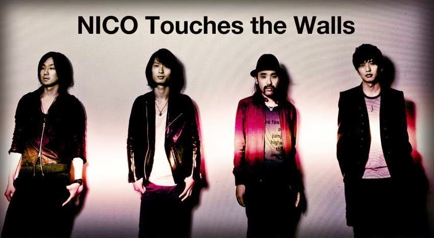 Nico Touches the Walls wallpaper