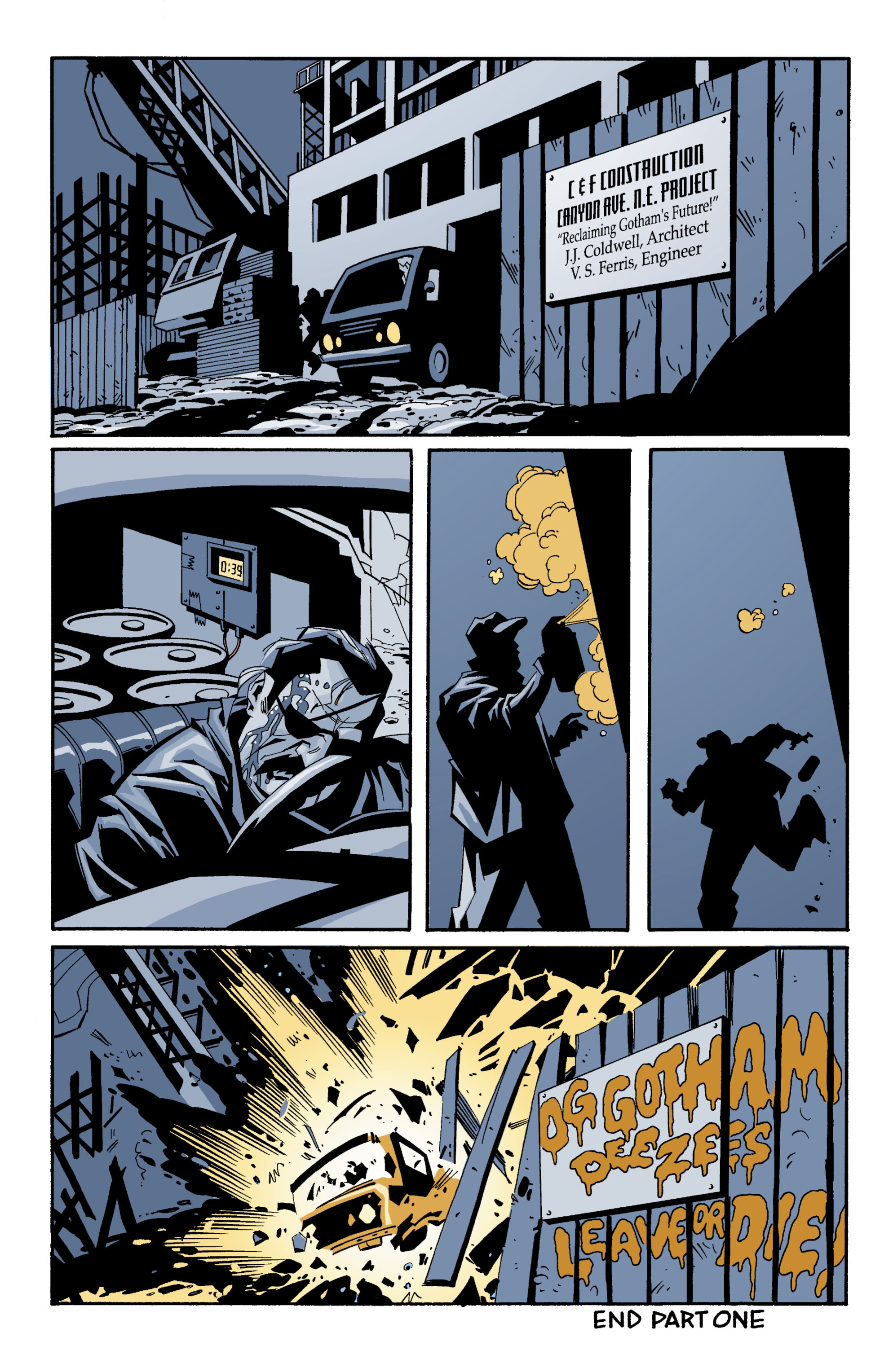 Detective Comics (1937) Issue #748 Page 22
