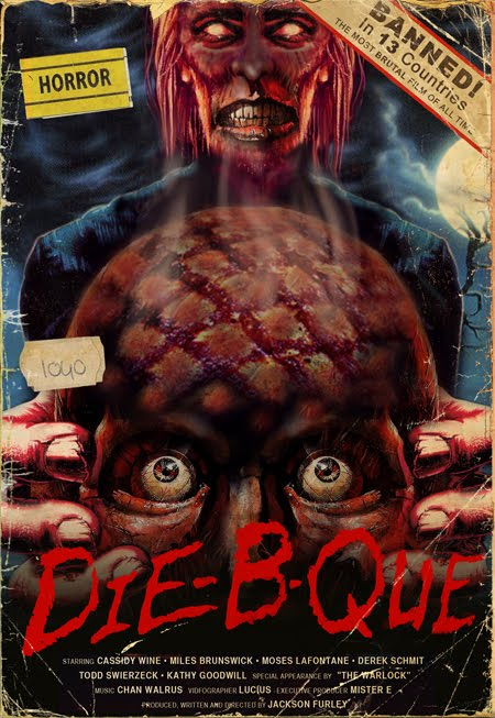DIE-B-QUE DVD Available Now!!!