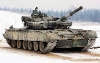 T-80 Main Battle Tank