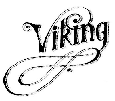 Viking-Drawing-Graffiti