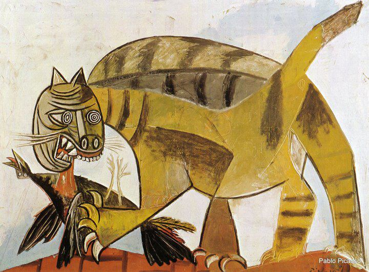 Pablo Picasso 1881-1973 | Spanish Cubist painter and sculptor | Cubist movement