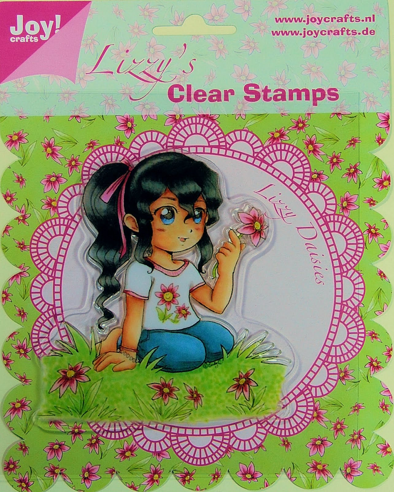Lizzy Clear Stamps