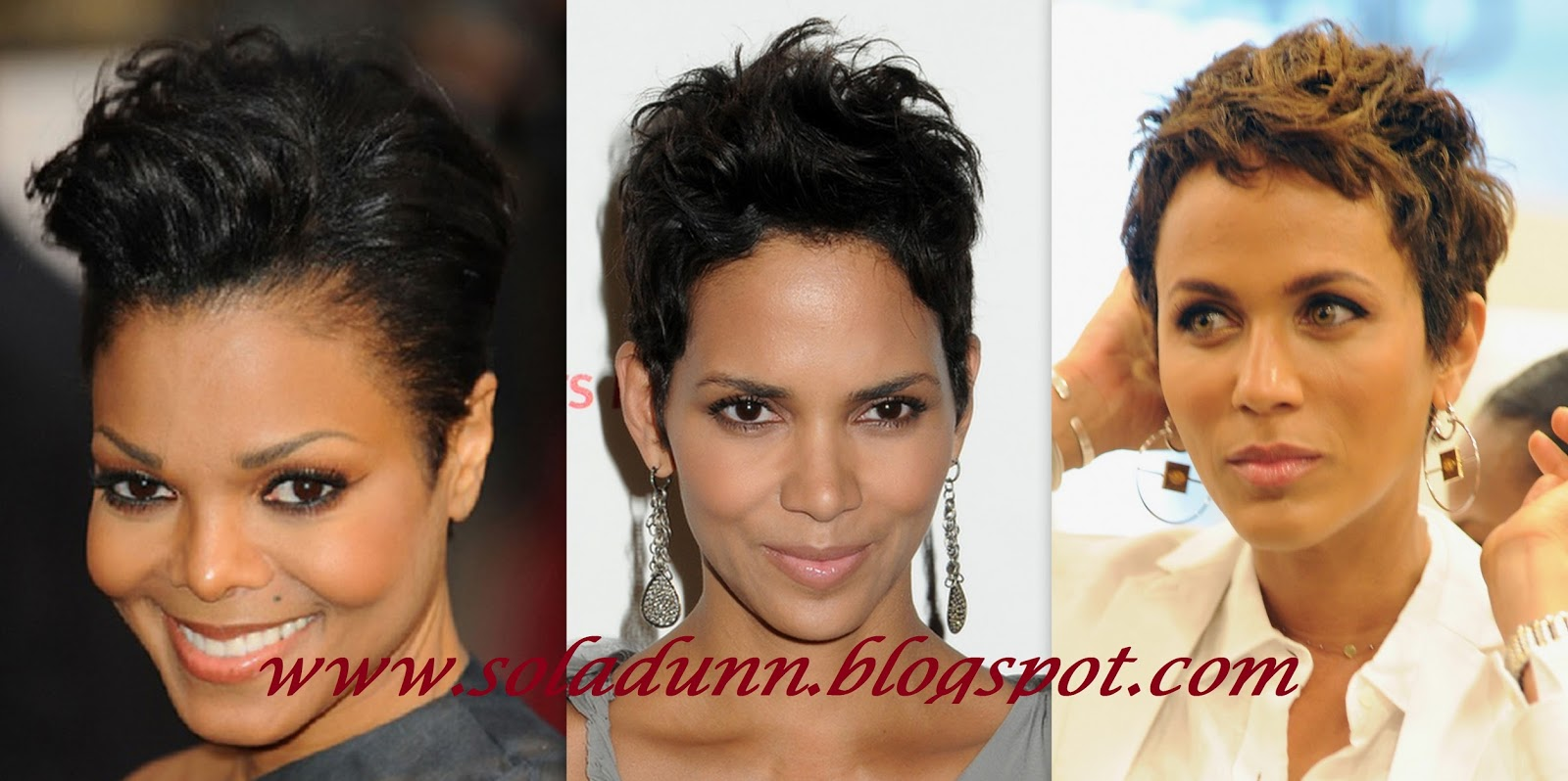 Soladunns Blog The Best Pixie Haircut To Match Your Oval Face
