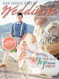 August - September San Diego Style Weddings