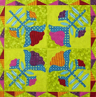 Free pattern! Fiesta flowers