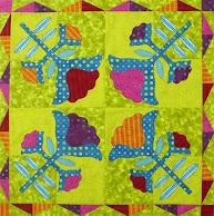 Free pattern! Fiesta flowers