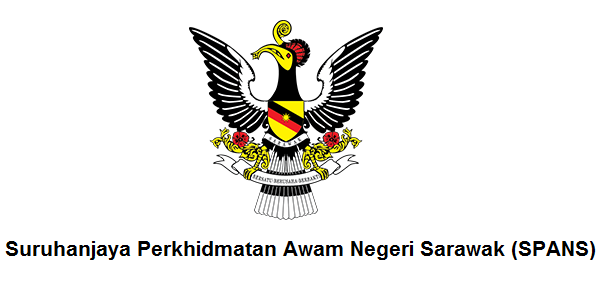 Jawatan Kerja Kosong Suruhanjaya Perkhidmatan Awam Negeri Sarawak (SPANS) logo www.ohjob.info januari 2015