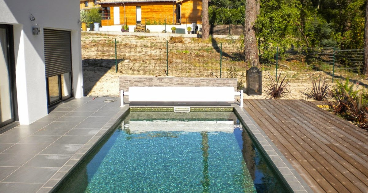 Am nagements ext rieurs et paysagers gironde 33 projet for Construction piscine gironde
