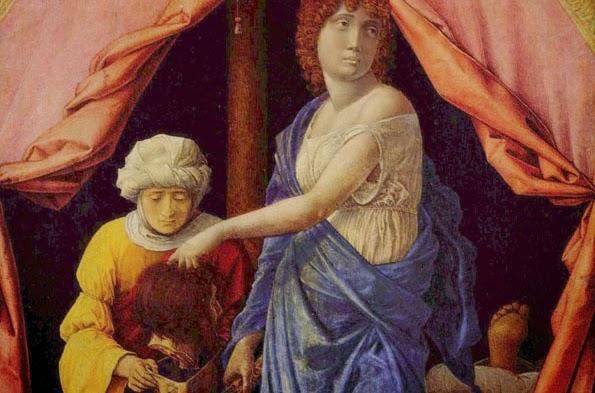 JUDITH: Sanat Tarihinin Kesik Baş Cinayeti ~ Celine Symbiosis