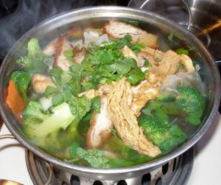 Resep Masakan Hot Pot Ayam