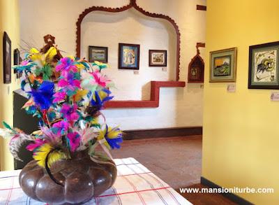 Las Plumas y el Viento, exposicón de Arte Plumario en Pátzcuaro