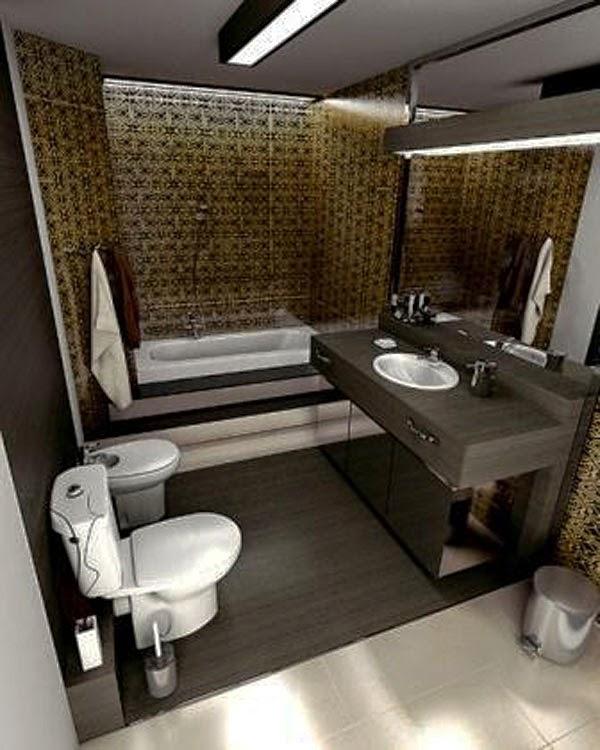 30 Ideas for Small  Bathroom Design Ideas for Home Cozy