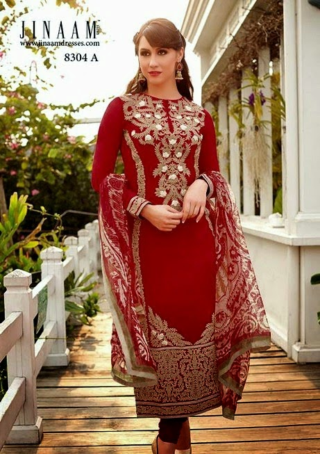 Cotton Salwar Kameez Suits 2014