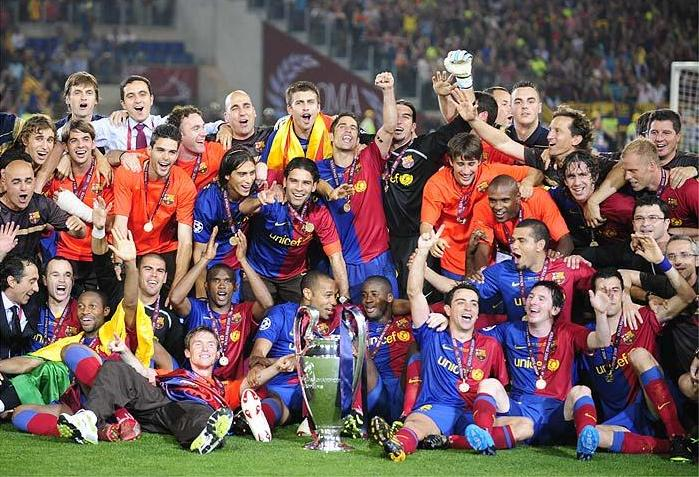 Champions League 2009 -Roma-