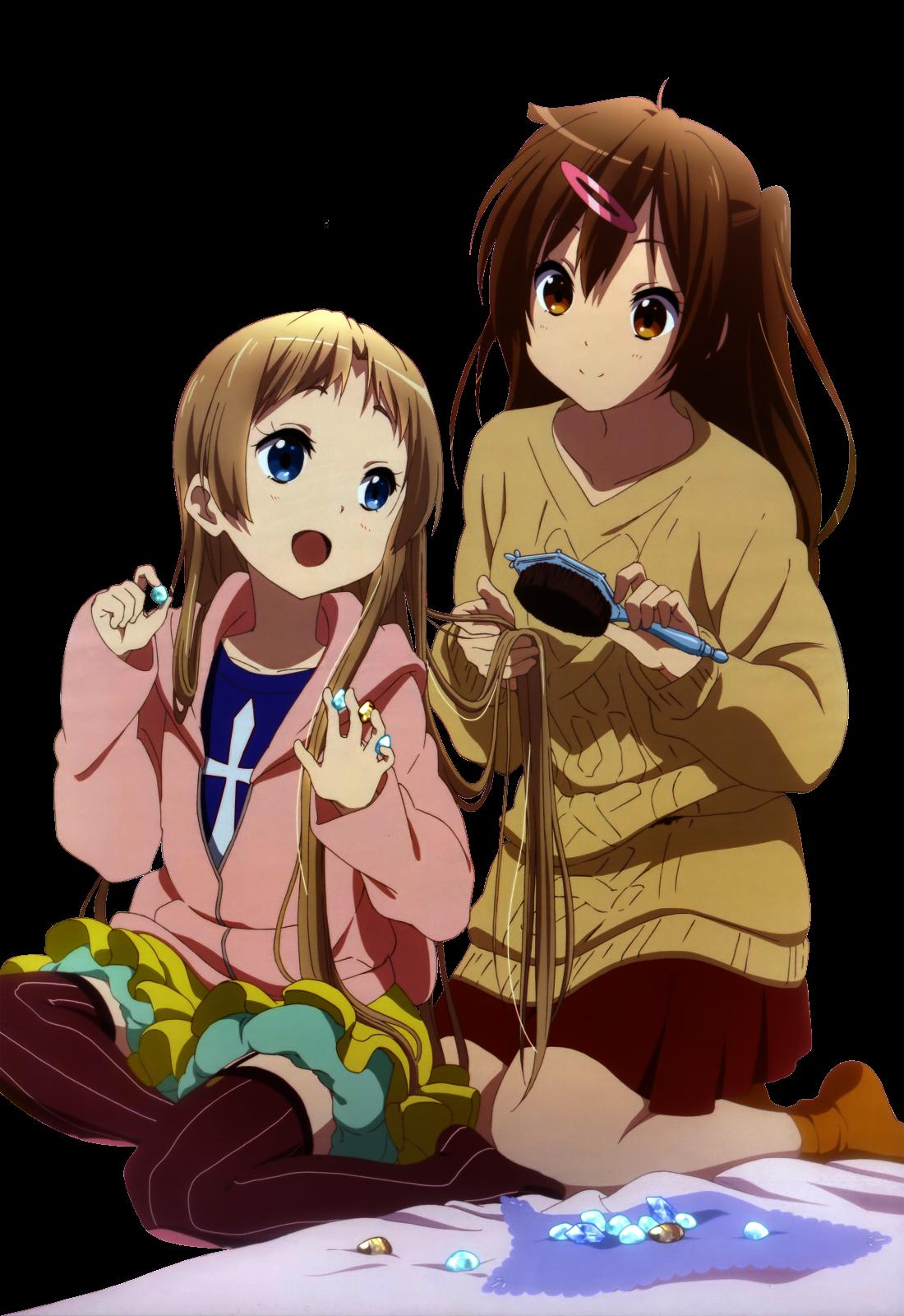 Shinka+Sanae PNG