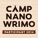 Camp NaNoWriMo badge