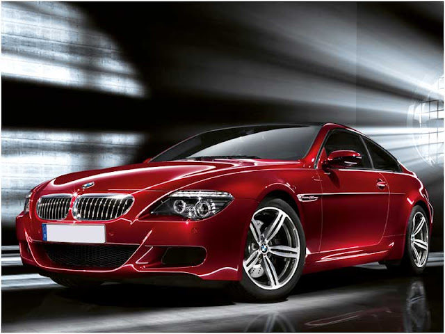 Car review BMW M6 Coupe