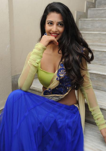 Actress Daksha Hot Half Saree Pics, actress hot photos