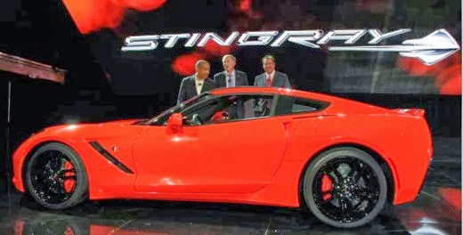 Chevy 2014 Corvette Stingray