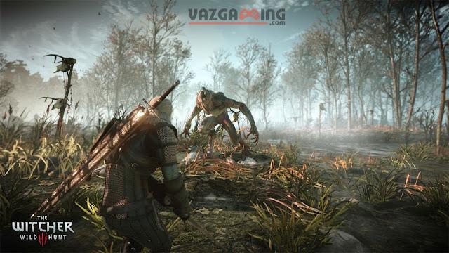 The Witcher 3 Wild Hunt Gameplay 3