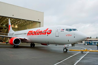 The 7,500th Boeing 737 has just been delivered to Malaysia-based Malindo Air
