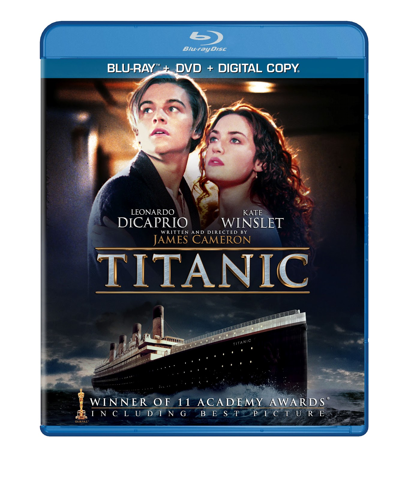 Titanic Bluray