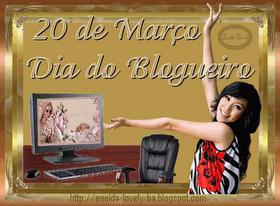 Selo Dia do Blogueiro - 2011