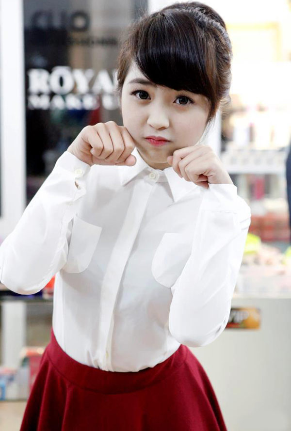 Ảnh gái xinh gái đẹp rất là cute