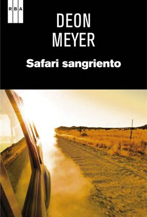 Safari sangriento - Deon Meyer 9788490063408_300x442