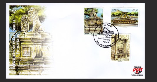 I Walk the World: Malta Post 2013 - Treasures of Malta ...