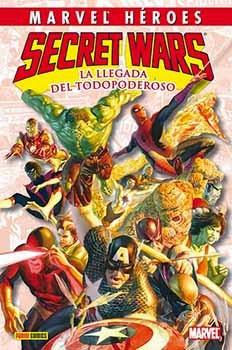 Marvel Panini Secret Wars