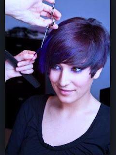 Trend Gaya Rambut Pendek Wanita