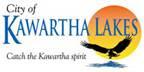 image City of Kawartha Lakes logo Catch the Kawartha Spirit
