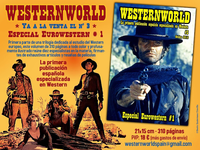 Ya disponible el Nº3 de la Revista Westernworld