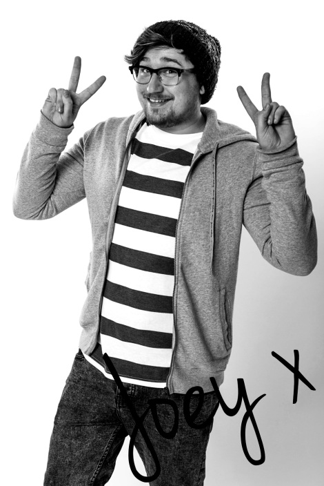 Joey Bevan Stylist Profile Photo
