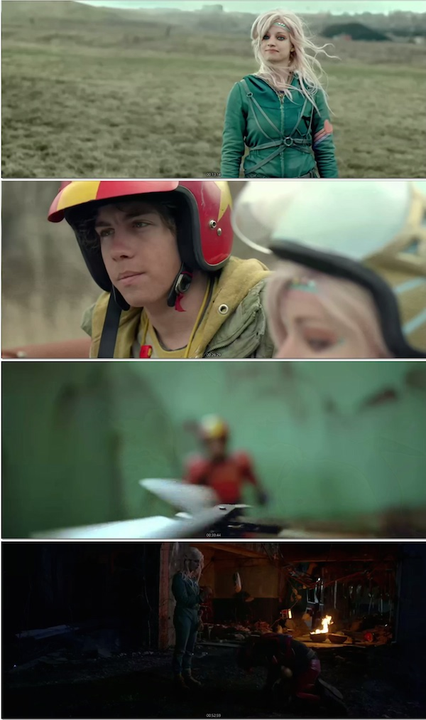 Turbo Kid 2015 WEB-DL 720p 350MB