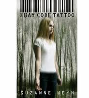 image: Bar Code Tattoo - mystery book review