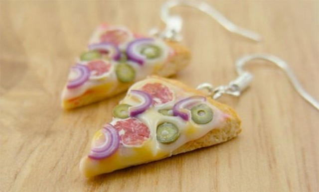 Fake Food Fashion Accessories