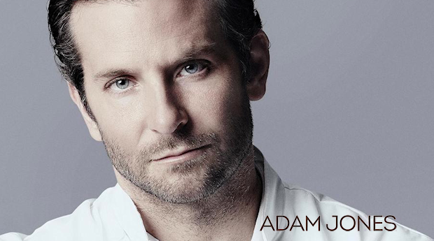 Bradley Cooper Graces Poster For 'Adam Jones' Movie