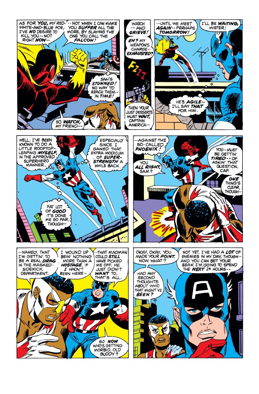 Captain America (1968) Issue #168 #82 - English 6