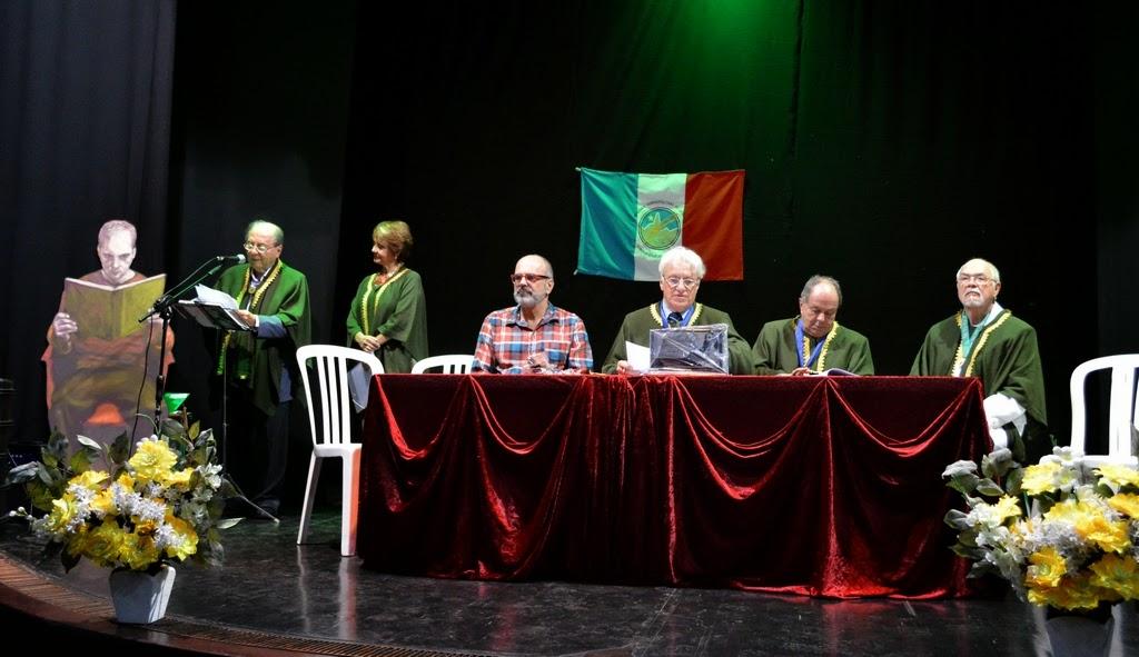 Israel Sartini, Renata Mello, Ronaldo Fialho, Delmo Ferreira, Jorge Bragança e Ronaldo Pereira Rego