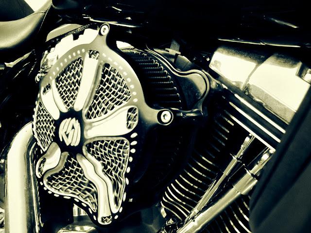 melting motorcycle dali style