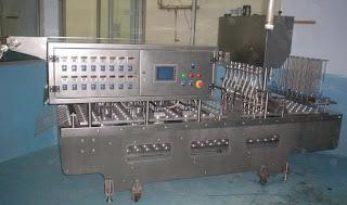 Mesin filling botol AMDK - Air Minum Dalam Kemasan Mesin-filling-botol-amdk1