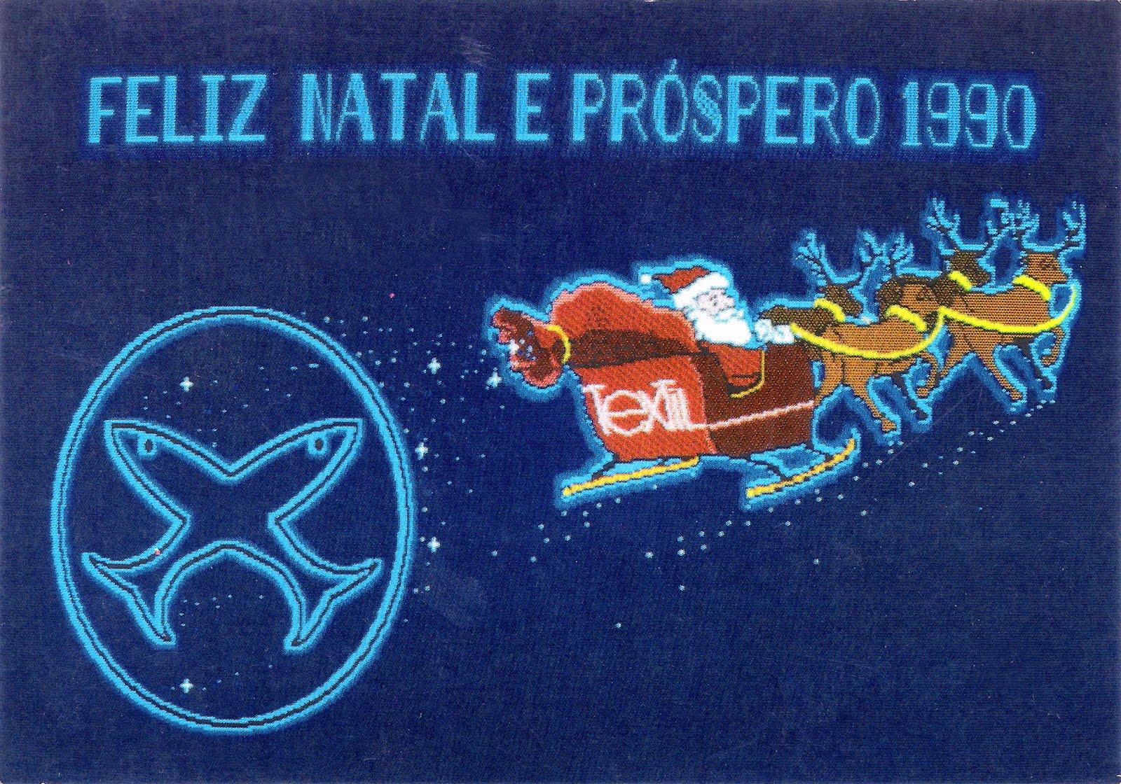Moacyr Martins: Cartões de Natal VGA