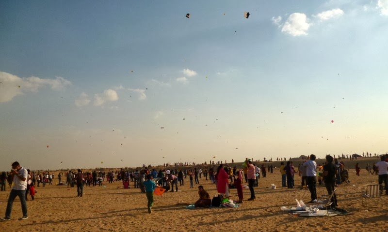 kite festival in dubai